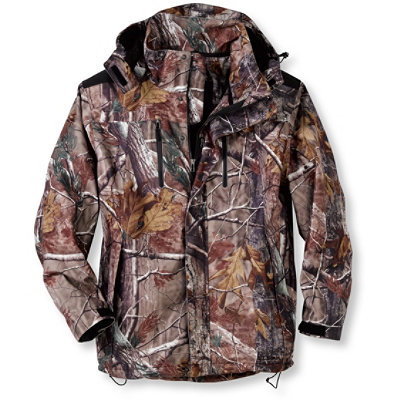 Men's Bean's Big Game System Technical Shell