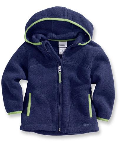 Baby Fleece Jacket With Hood Model Fleece Hooded Jacket