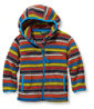 Infants' and Toddlers' Trail Model Fleece Hooded Jacket, Print