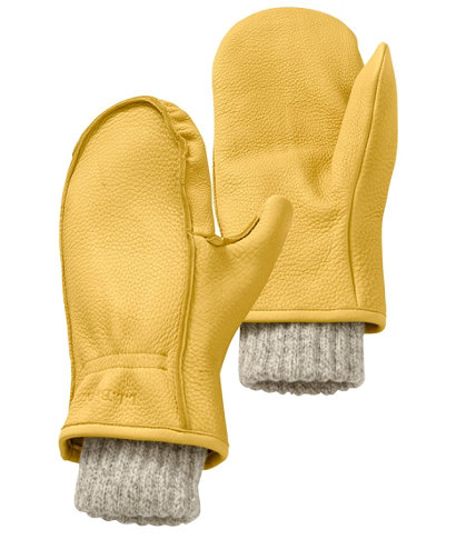 Buckskin Chopper Mitts | Free Shipping at L.L.Bean