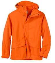 Men's Bean's Big Game System Basic Shell, Hunter Orange