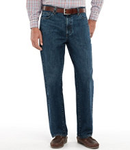 Bean's 1912 Jeans, Natural Fit