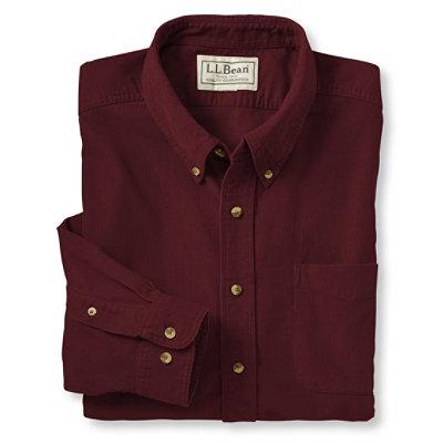 Camden Corduroy Shirt, Traditional Fit