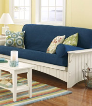 Painted Cottage Futon Slipcover