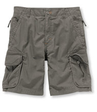 Men's Allagash Cargo Shorts, Ripstop Cotton