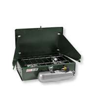Coleman� Dual-Fuel Two-Burner Stove