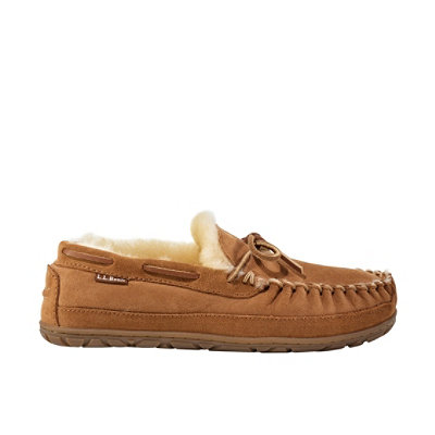 Men's Wicked Good Moccasins, Solid