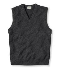 Bean's Lambswool Vest