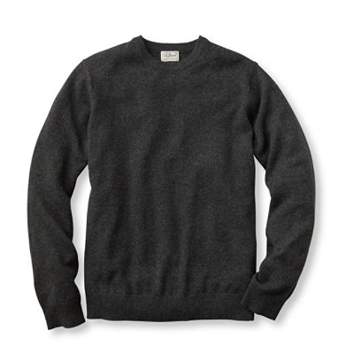 Bean's Lambswool Crewneck Sweater