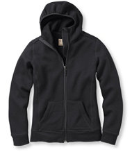 Women's Merino Wool Hooded Sweatshirt