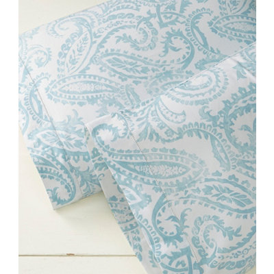 Premium Supima Flannel Pillowcases, Floral Set of Two