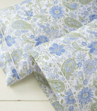 Wrinkle-Resistant Pillowcase Sets, Floral