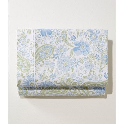 Wrinkle-Resistant Flat Sheet, Flat Floral