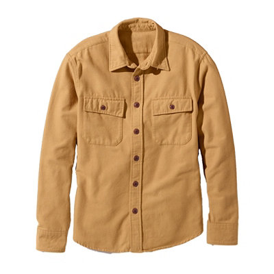 Signature 1933 Chamois Cloth Shirt, Slim Fit