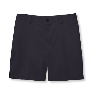 Double L Chino Shorts, Classic Fit Plain Front 6'' Inseam