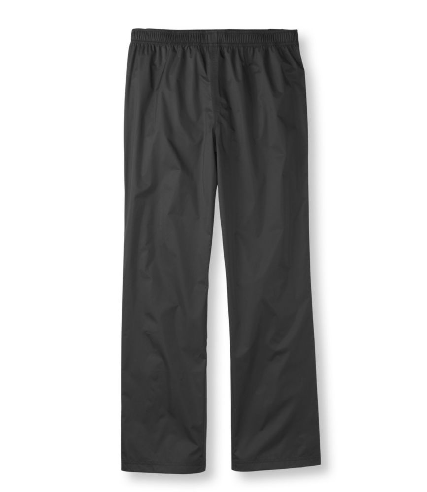 L.L. Bean Trail Model Rain Pants