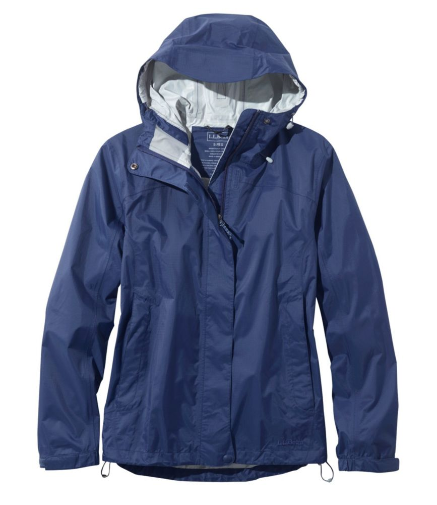 L L Bean Trail Model Rain Jacket Trailspace Com