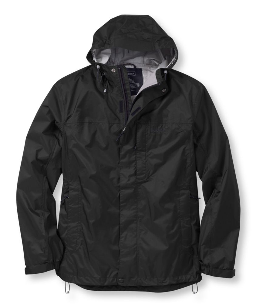 photo: L.L. Bean Men's Trail Model Rain Jacket