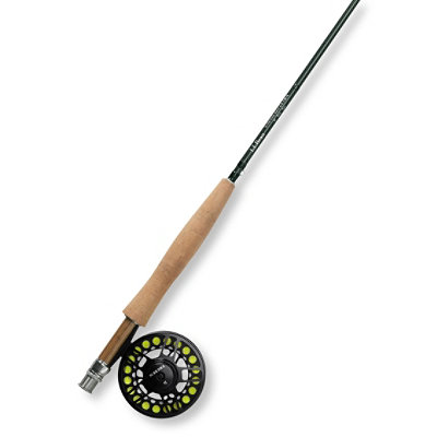 Streamlight Ultra Two-Piece Fly Rod Outfits, 3-6 Wt.