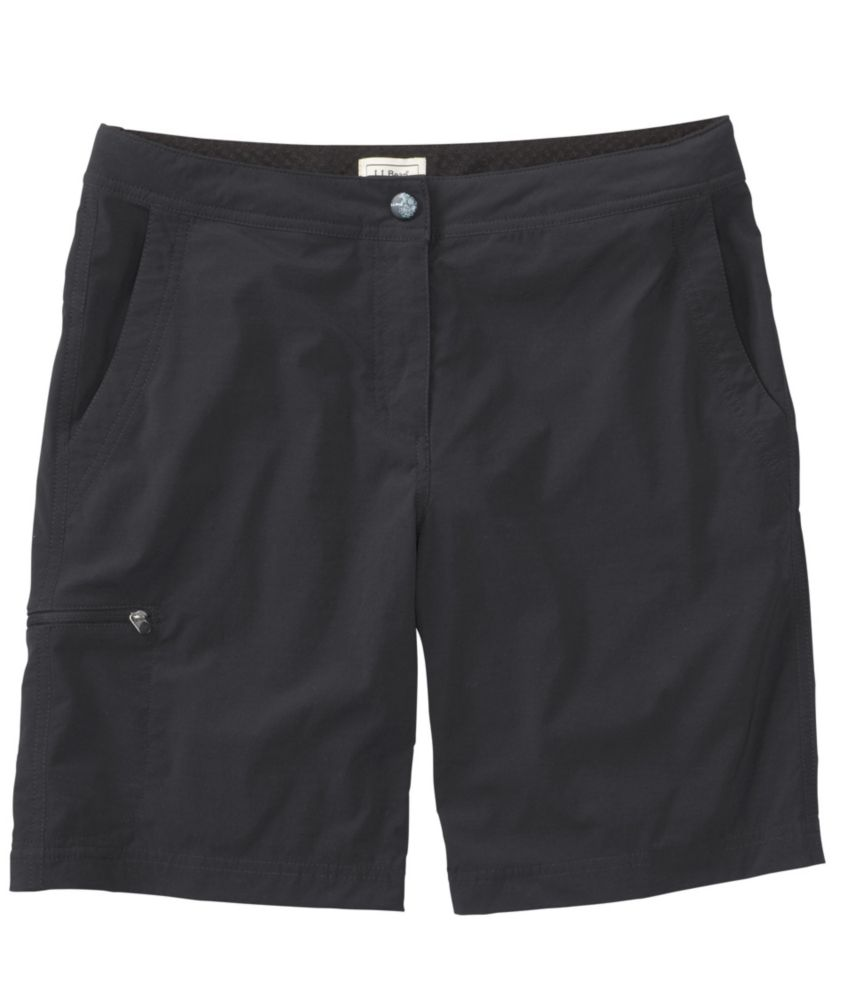 photo: L.L.Bean Girls' Comfort Trail Short hiking short
