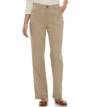 Easy Stretch Pants, Twill