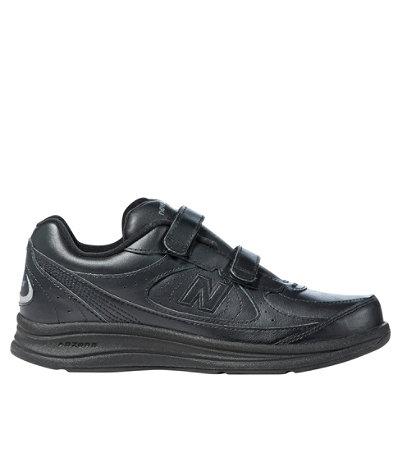 new balance walking shoes black