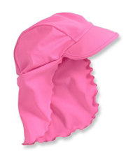 Toddler Girls' Sun-and-Surf Hat Ruffle