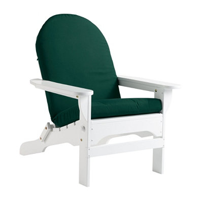 Casco Bay Adirondack Chair Seat and Back Cushion