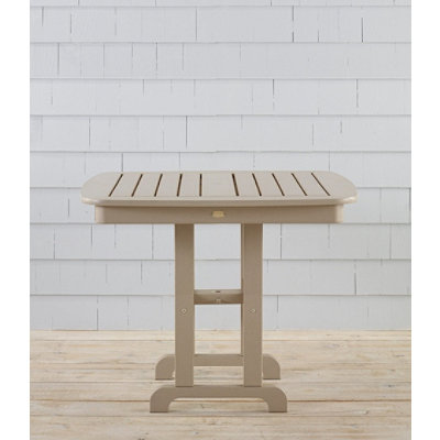 All-Weather Dining Table, Square