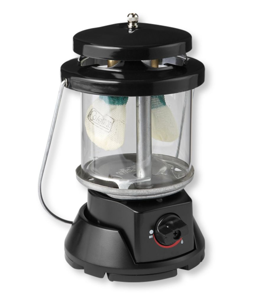 photo: Coleman 2 Mantle Propane Lantern