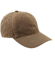 Wool-Lined Waxed Cotton Fowler's Cap