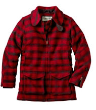 Women's Maine Guide Wool Parka, PrimaLoft