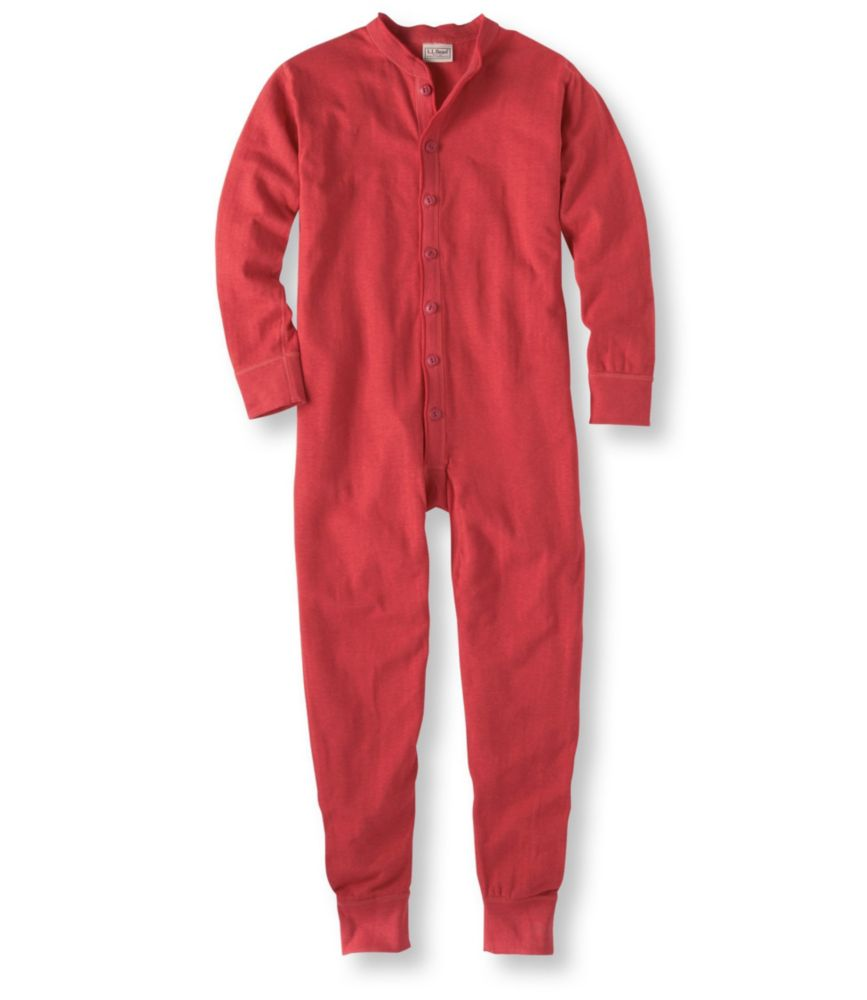 photo: L.L.Bean Kids' Two-Layer Union Suit