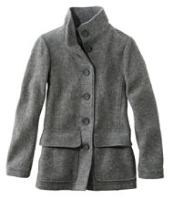 Bean's Boiled Wool Jacket