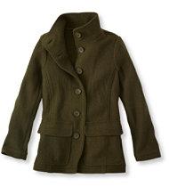 Bean's Boiled Wool Jacket