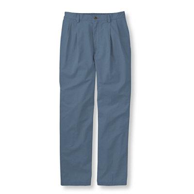 Men's Tropic-Weight Chino Pants, Comfort Waist, Pleated