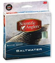 Scientific Anglers® Mastery Saltwater Floating Fly line
