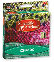 Scientific Anglers Mastery Textured Fly Line, GPX