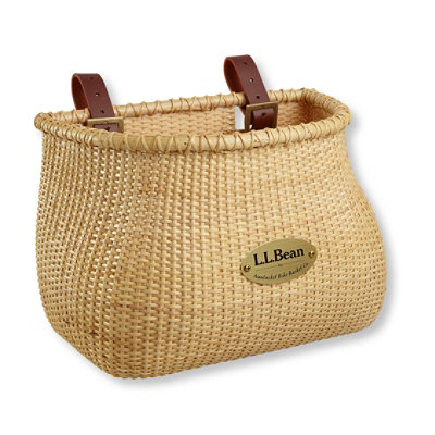 Nantucket Bike Basket Co. Lightship Bike Basket, Large