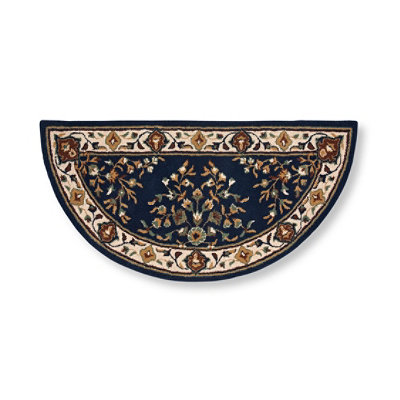 Bean's Hearth Rug, Crescent