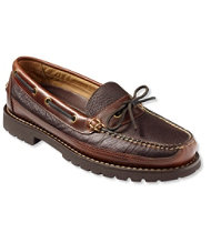 Men's Allagash Bison Handsewn, One Eye Moc
