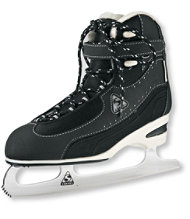 Softec Comfort Figure Skates, Women's