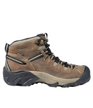 Men's Keen Targhee Waterproof Hikers, Mid-Cut