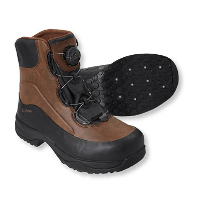 River Treads Wading Boots with Boa-Closure, Studded