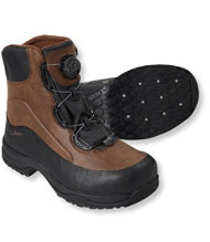 Men's River Treads Wading Boots with Boa-Closure, Studded