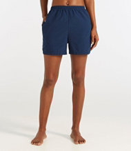 Bean's Swim Jogger Lined Shorts