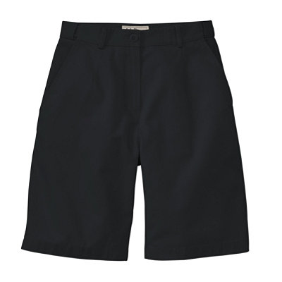 Bayside Twill Shorts, Original Fit Hidden Comfort Waist 9""