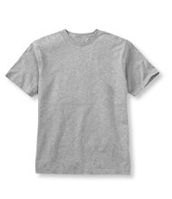 Carefree Unshrinkable Tee, Trim Fit