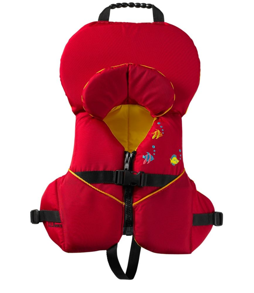 photo: L.L.Bean Kids' Discovery PFD life jacket/pfd