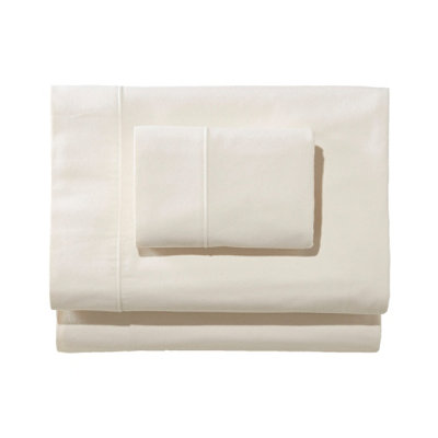 Heritage Chamois Flannel Pillowcases, Set of Two